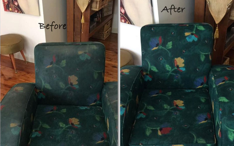 Upholstery Cleaning  Valley Heights