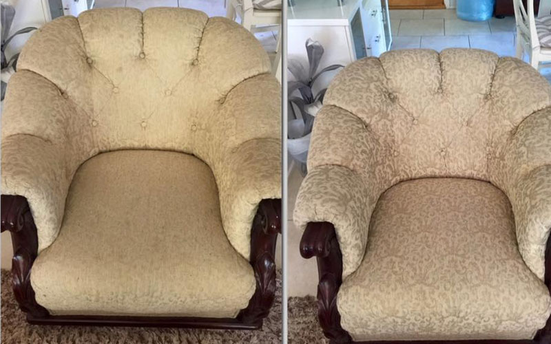 Upholstery Cleaning  Bow Bowing